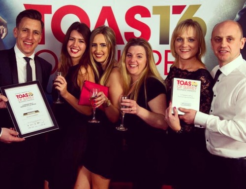 Winners – Toast of Surrey Business Awards up to £5m