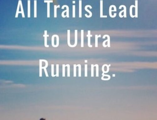 All Trails Lead to Ultra Running.