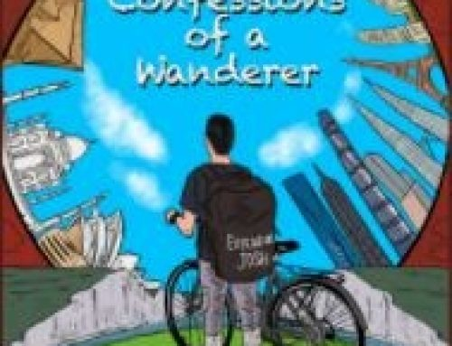 Confessions of a Wanderer – Podcast revisiting the Arctic Circle Race with Josh Gorman